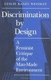 Cover of Discrimination by Design
