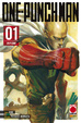Cover of One-Punch Man vol. 1