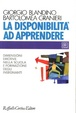 Cover of La disponibilità ad apprendere