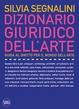 Cover of Dizionario giuridico dell'arte