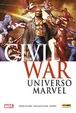 Cover of Marvel Omnibus: Civil War vol. 3