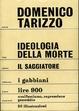 Cover of Ideologia della morte