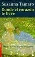 Cover of Donde el corazón te lleve