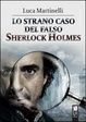 Cover of Lo strano caso del falso Sherlock Holmes
