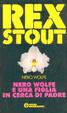 Cover of Nero Wolfe e una figlia in cerca di suo padre