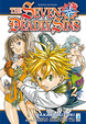 Cover of The Seven Deadly Sins vol. 2