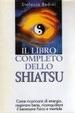 Cover of Il libro completo dello shiatsu