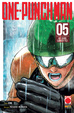 Cover of One-Punch Man vol. 5