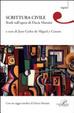 Cover of Scrittura civile. Studi sull'opera di Dacia Maraini
