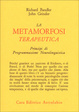 Cover of La metamorfosi terapeutica