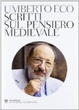 Cover of Scritti sul pensiero medievale
