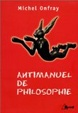 Cover of Antimanuel de philosophie