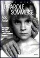 Cover of Le parole sommerse