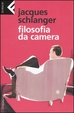 Cover of Filosofia da camera