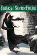 Cover of Fantasy & ScienceFiction, Anno1, n. 4 (Ottobre 2013)