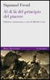 Cover of Al di là del principio del piacere