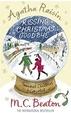 Cover of Agatha Raisin and Kissing Christmas Goodbye