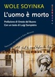 Cover of L'uomo è morto