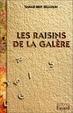 Cover of Les raisins de la galere