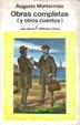 Cover of Obras completas (y otros cuentos)