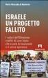 Cover of Israele un progetto fallito
