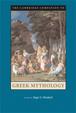Cover of The Cambridge Companion to Greek Mythology