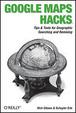 Cover of Google Maps Hacks