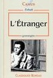 Cover of L' Etranger