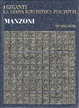 Cover of Alessandro Manzoni