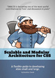 Cover of Scalable and Modular Architecture for CSS