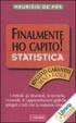 Cover of Statistica. Finalmente ho capito!