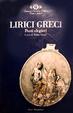 Cover of Lirici Greci