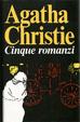 Cover of Cinque romanzi 1937-1939
