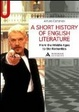Cover of A Short history of English literature: From the Middle Ages to the Romantics