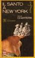 Cover of Il Santo a New York