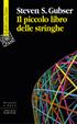 Cover of Il piccolo libro delle stringhe