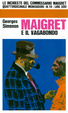 Cover of Maigret e il vagabondo