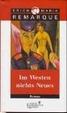 Cover of Im Westen nichts Neues