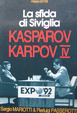 Cover of Kasparov Karpov 4.