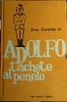 Cover of Adolfo, tachete al penelo