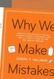 Cover of Why We Make Mistakes
