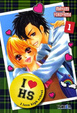 Cover of I LOVE HIGHSCHOOL Nº 1