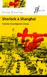 Cover of Sherlock a Shangai