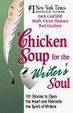 Cover of Chicken Soup for the Writer's Soul
