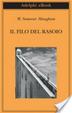 Cover of Il filo del rasoio