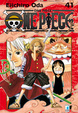 Cover of One Piece - New Edition 41