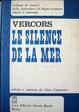 Cover of Le silence de la mer