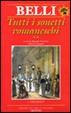 Cover of Tutti i sonetti romaneschi
