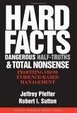 Cover of Hard Facts, Dangerous Half-Truths And Total Nonsense