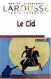 Cover of Le Cid, texte intégral